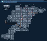 Punchline III - Locations