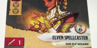 Elven Spellcaster