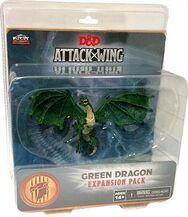 DnD AttackWing GreenDragon