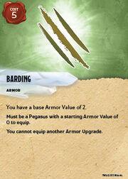 Barding