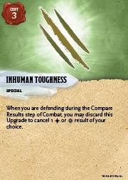 Inhuman Toughness