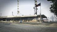 Sandy Shores Sheriff's StationV