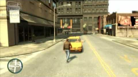 GTA IV - Dining Out