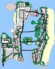 Wassersport-Karte, VCS