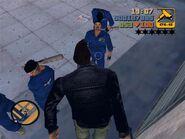 Der Geldbote 2, Chinatown, III