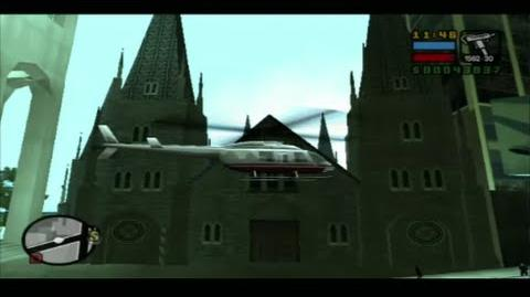 GTA Liberty City Stories How to get a Helicopter