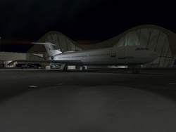 Air Rockstar-Flugzeug