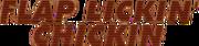 Flap Lickin' Chickin, Logo, VCS