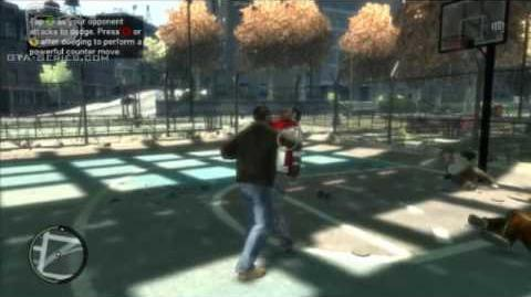 GTA IV - Bleed Out