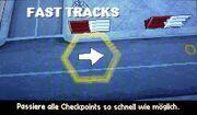 Fast Tracks, CW - 1