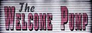 The-Welcome-Pump-Schild, SA