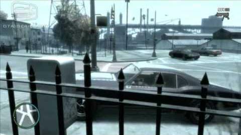 GTA IV - Tunnel of Death