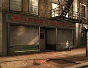 Flavio's Grocery, Filiale, Leftwood, IV.png