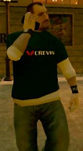 Crevis-T-Shirt, Steinway, IV