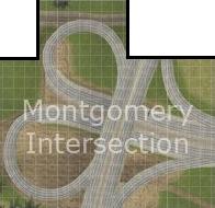 Montgomery-Kreuz-Karte, SA