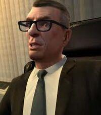 Fortune in seinem Büro (2008)