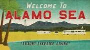 Alamosee-Ansichtskarte