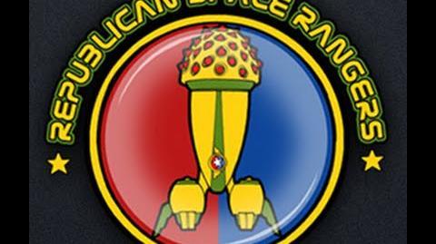 Republican Space Rangers Episode 2 Part 2