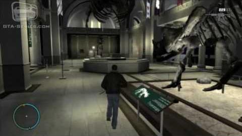 GTA IV - Museum Piece
