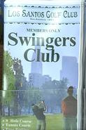 Los santos golf club flyer