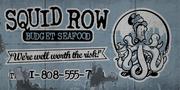 Squid Row I,II und The Third