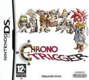 Chrono Trigger Cover NDS