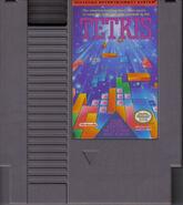 Tetris NES-Spiel