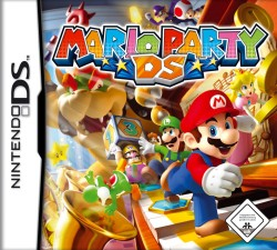 Mario Party DS Cover