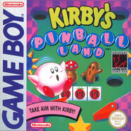 Kirbys Pinball Land Cover