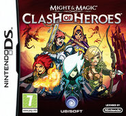 Clash of Heroes Cover