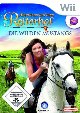 Datei:Abenteuer auf dem Reiterhof Die wilden Mustangs Cover.jpg