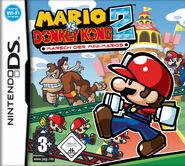 Mario vs. Donkey Kong 2 Cover