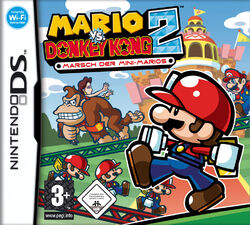 Mario vs. Donkey Kong 2 Cover