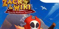 Zack & Wiki: Der Schatz von Barbaros