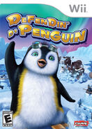Defendin' de Penguin Cover