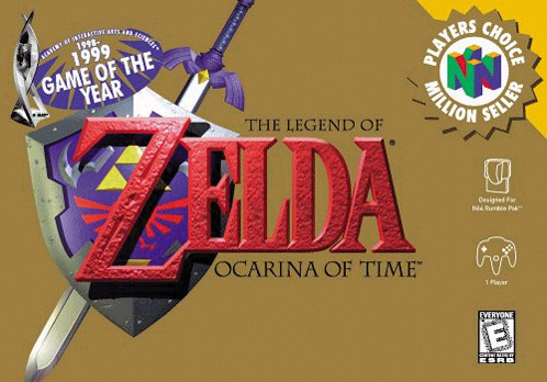 Datei:Ocarina of Time Cover.jpg