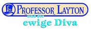 Prof Layton und die ewige Diva Logo