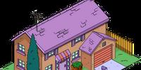 Evergreen Terrace 740 (Ned Flanders' Haus)