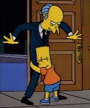 Bart und Burns