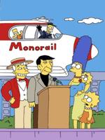 Homer kommt in Fahrt