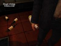 Dead rising the drunkard bottles