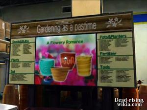 Dead rising pp crislips garden