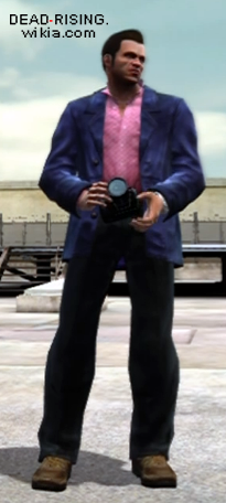 Dead rising downloadable clothing Miami Nights Outfit (2)