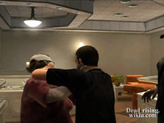 Dead rising aaron attacked