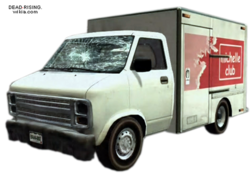 Dead rising Delivery Truck