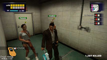 Dead rising twin sisters escorting 4 warehouse