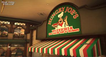 Dead rising Hungry Joe's Pizzeria assault rifle