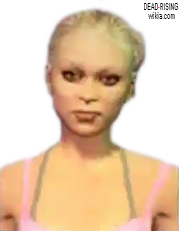 Dead rising kalee bust