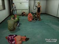 Dead rising survivors sleeping (2)