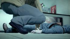 Dead rising 2 Find Katey Zombrex cutscene finding key justin tv (3)